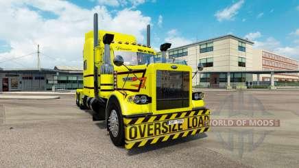 Peterbilt 389 v2.0.8 para Euro Truck Simulator 2