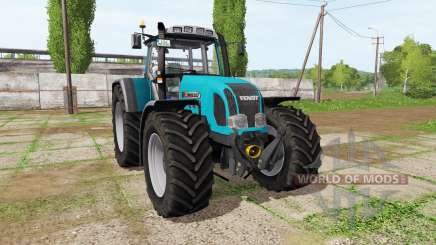 Fendt Favorit 920 para Farming Simulator 2017