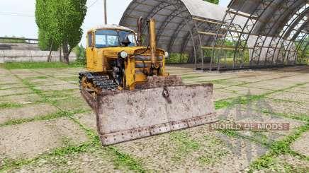 DT 75M Cazaquistão para Farming Simulator 2017