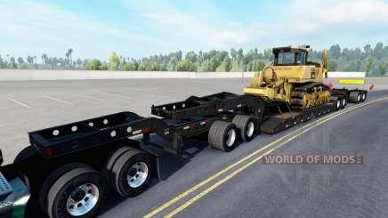 Fontaine Magnitude 55L Komatsu v1.1 para American Truck Simulator