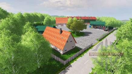 Flowers Stadt v2.0 para Farming Simulator 2013