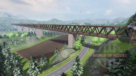 Silent valley para Farming Simulator 2013