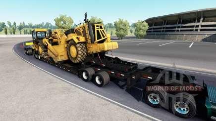 Fontaine Magnitude 55L Caterpillar v1.1 para American Truck Simulator