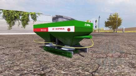 SIPMA RN 610 para Farming Simulator 2013