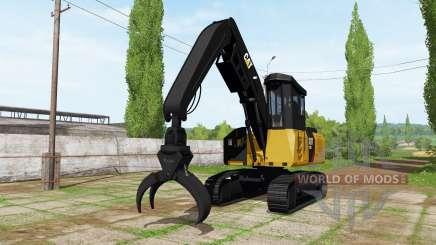 Caterpillar 568LL para Farming Simulator 2017