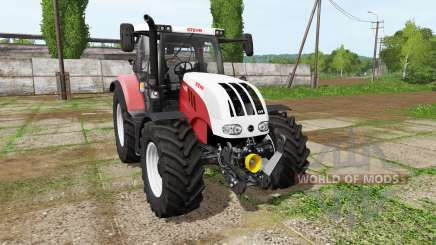 Steyr 6175 CVT v2.0 para Farming Simulator 2017