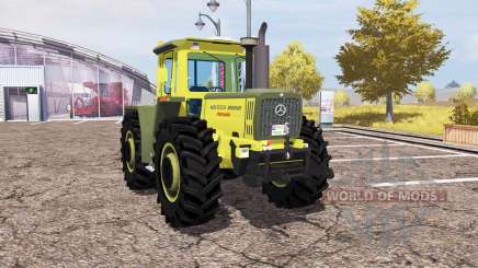 Mercedes-Benz Trac 1800 Intercooler v3.0 para Farming Simulator 2013