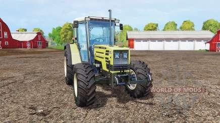 Hurlimann H488 front loader para Farming Simulator 2015