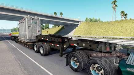 Fontaine Magnitude 55L Siemens v1.1 para American Truck Simulator