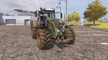 Fendt 927 Vario v2.0 para Farming Simulator 2013