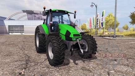 Deutz-Fahr Agrotron 120 Mk3 v2.0 para Farming Simulator 2013
