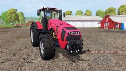 Bielorrússia 4522 para Farming Simulator 2015