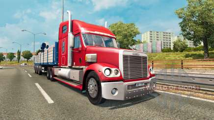 American truck traffic pack v1.3.3 para Euro Truck Simulator 2