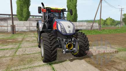 New Holland T7.315 Red Rikie para Farming Simulator 2017