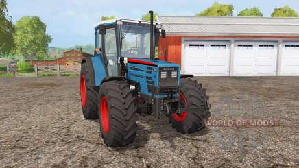 Eicher 2090 Turbo front loader para Farming Simulator 2015