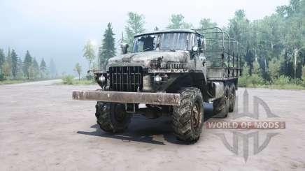 Ural 375Д para MudRunner