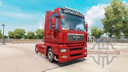 MAN TGA v1.3 para Euro Truck Simulator 2