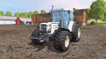 Hurlimann H488 Turbo white para Farming Simulator 2015