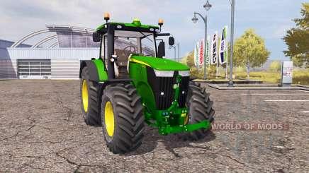 John Deere 7210R para Farming Simulator 2013