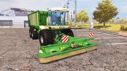 Krone BiG L 500 Prototype v1.1 para Farming Simulator 2013