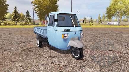 Piaggio Ape P601 para Farming Simulator 2013