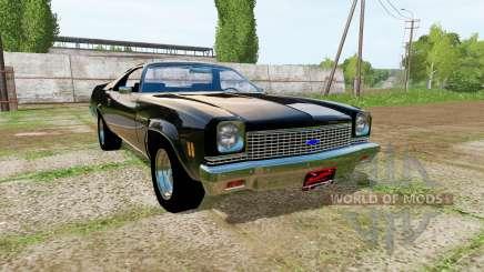 Chevrolet El Camino 1973 para Farming Simulator 2017