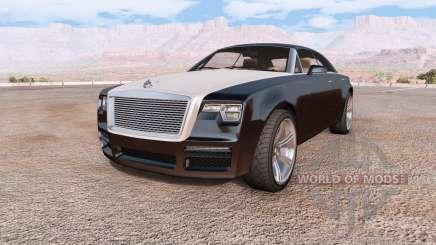 GTA V Enus Windsor Drop para BeamNG Drive