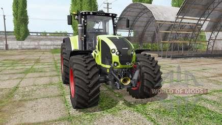 CLAAS Axion 940 para Farming Simulator 2017