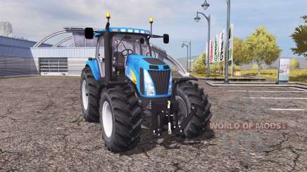 New Holland T8020 v2.0 para Farming Simulator 2013