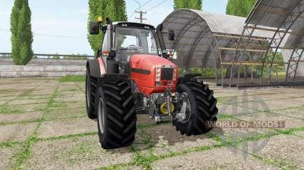 Same Fortis 150 para Farming Simulator 2017