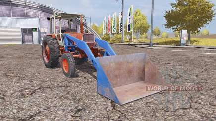 YUMZ 6КЛ para Farming Simulator 2013