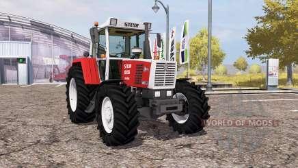 Steyr 8150 Turbo para Farming Simulator 2013