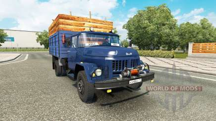 ZIL 131 para Euro Truck Simulator 2