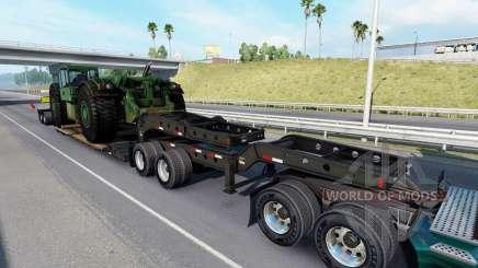 Fontaine Magnitude 55L Kalmar v1.1 para American Truck Simulator