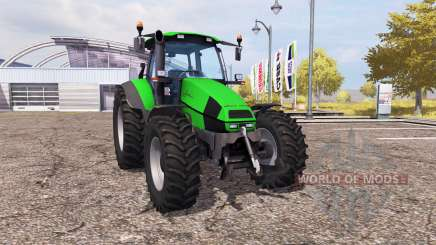 Deutz-Fahr Agrotron 120 Mk3 v1.1 para Farming Simulator 2013