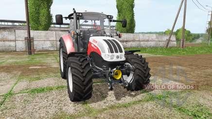 Steyr Multi 4095 v1.2 para Farming Simulator 2017
