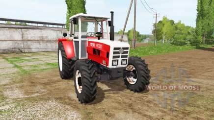 Steyr 8120 Turbo SK1 v2.0 para Farming Simulator 2017