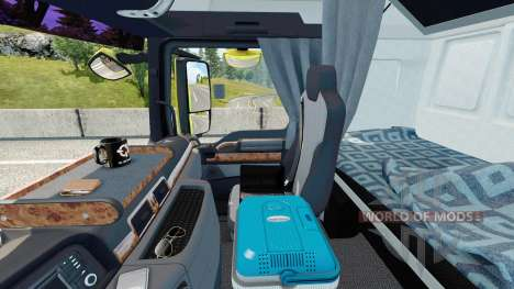 MAN TGS v1.1 para Euro Truck Simulator 2