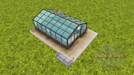 Emissões de gases de efeito para Farming Simulator 2017
