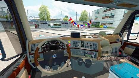 Volvo VNL 670 v1.5.1 para Euro Truck Simulator 2