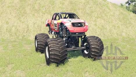 Pastrana 199 para Spin Tires