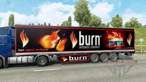 Energy drinks pack para Euro Truck Simulator 2