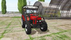 Zetor 7245 para Farming Simulator 2017