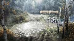 As Estradas De Kalimantan para MudRunner