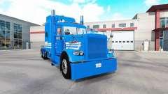 Pão Badmind pele para o caminhão Peterbilt 389