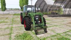 Fendt Favorit 611 LSA Turbomatik E para Farming Simulator 2017