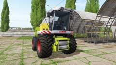 CLAAS Jaguar 890 para Farming Simulator 2017