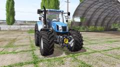 New Holland T6.070