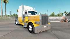 Creme para a pele de Ouro para o caminhão Peterb
