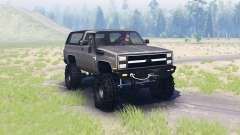 Chevrolet K5 Blazer 1982